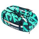 Head Gravity r-PET Duffle Tennis Bag - Turquoise/Navy