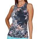 Sofibella UV Feather Tank Womens Orchid 7085 ORC