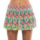 Lucky in Love Novelty Sub Tropic Smock Skirt Womens Multi CB507 E71955