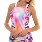 Lucky in Love Techno Tropic Tank Womens Punch CT730 E29675