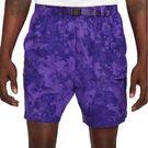 Nike Court Flex Slam Short Mens Court Purple/Black/White CV2519 547