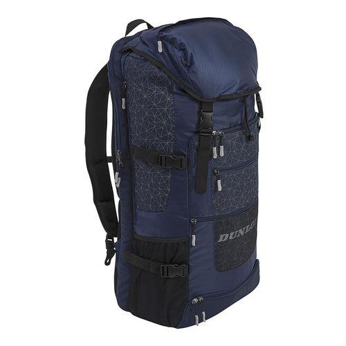 Dunlop Srixon Sport Long Tennis Backpack - Navy/Grey