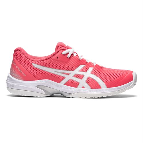 Asics Court Speed FF Womens Tennis Shoe Pink Cameo/White 1042A080 701