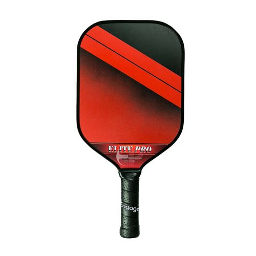 Engage Elite Pro Lite Pickleball Paddle - Red