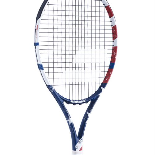 Babolat Boost USA Tennis Racquet Red/White/Blue 121213 331