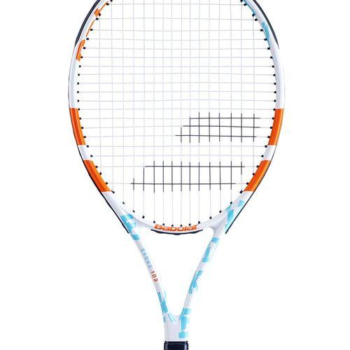 Babolat Evoke 102 Womens Tennis Racquet (Prestrung)