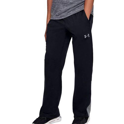 Under Armour Boys Brawler 20 Pants Black/Steel 1331693 001