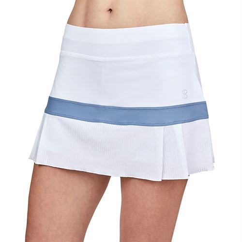Sofibella Alignment 13 inch Skirt Womens White 1947 BLC
