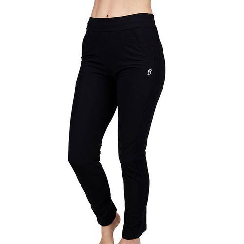 Sofibella Rose Anaconda Pant Plus Size Womens Black 2029 BLKP