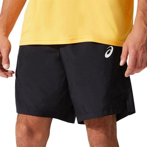 Asics Court 9 inch Short Mens Performance Black 2041A176 001