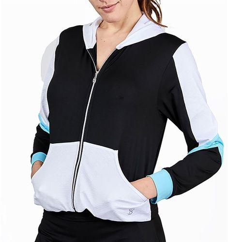 Sofibella Dresscode Jacket Womens Black/Croc/Babyboy 2050 BLK