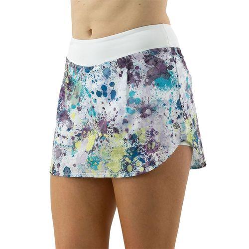 Lija Rise Up Tashi Skirt Womens Splatter/White 20A 4577T1