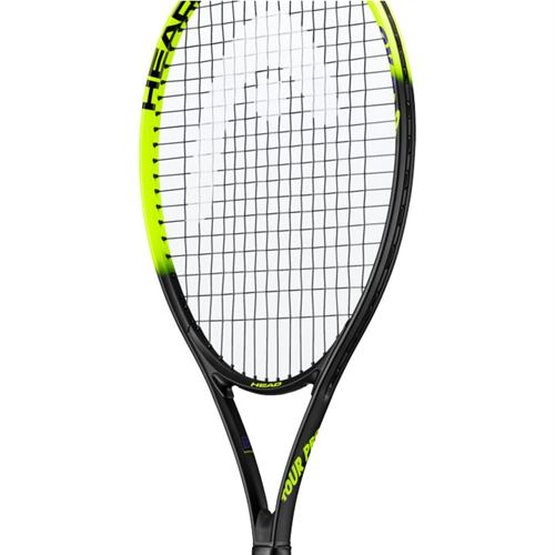 Head Tour Pro Tennis Racquet (Prestrung)