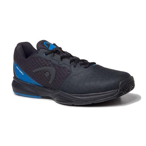 Head Revolt Team 3.5 Mens Tennis Shoe Anthracite/Royal Blue 273210