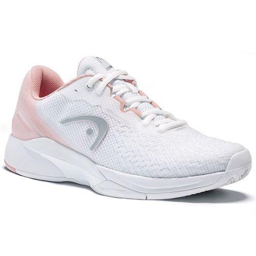 Head Revolt Pro 3.5 Womens Tennis Shoe White/Pink 274141