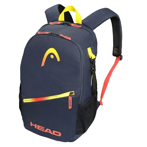 Head Club Pickleball Backpack - Black/Crimson/Yellow