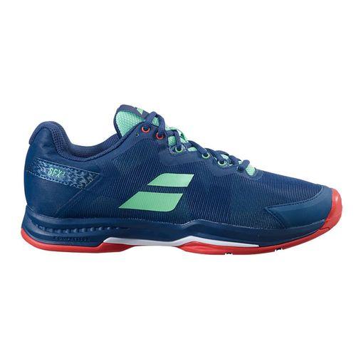Babolat SFX3 All Court Mens Tennis Shoe Majolica Blue 30S21529 4092