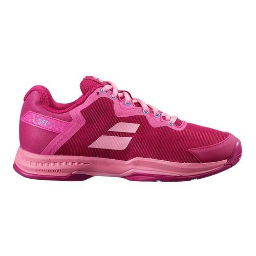 Babolat SFX 3 All Court Womens Tennis Shoe Honeysuckle 31S21530 5047