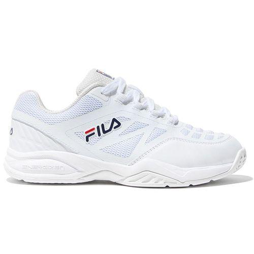 Fila Axilus Junior Tennis Shoe White 3TM00597 100