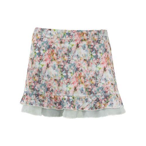 Sofibella UV Colors Girls Ruffle Skirt Blossom Print 4614 BLP