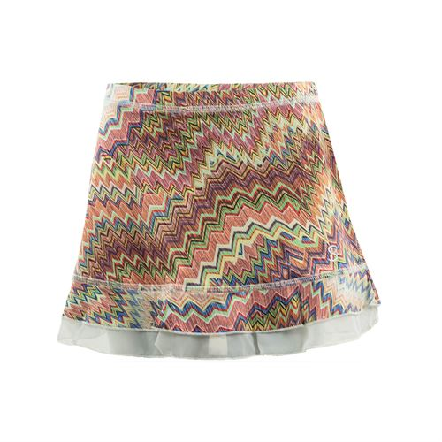 Sofibella UV Colors Girls Ruffle Skirt Missona Print 4614 MIS
