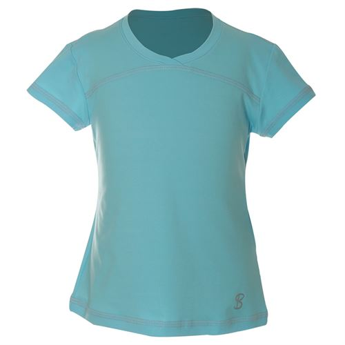 Sofibella UV Short Sleeve Top Girls Baby Boy 4855 BBY