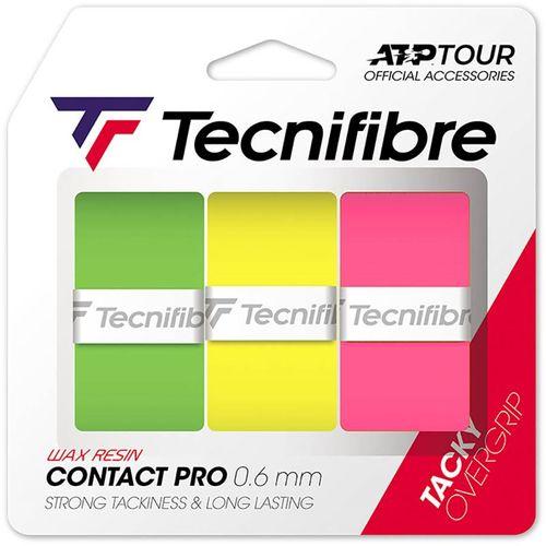 Tecnifibre Pro Contact Overgrip - Fluoro