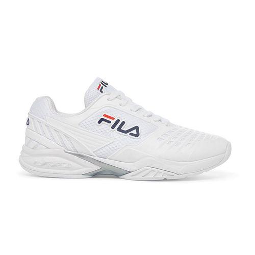 Fila Axilus 2 Energized womens Tennis Shoe White/Blue 5TM00603 147