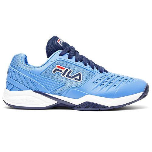 Fila Axilus 2 Energized Womens Tennis Shoe Marina Blue/White 5TM01736 421