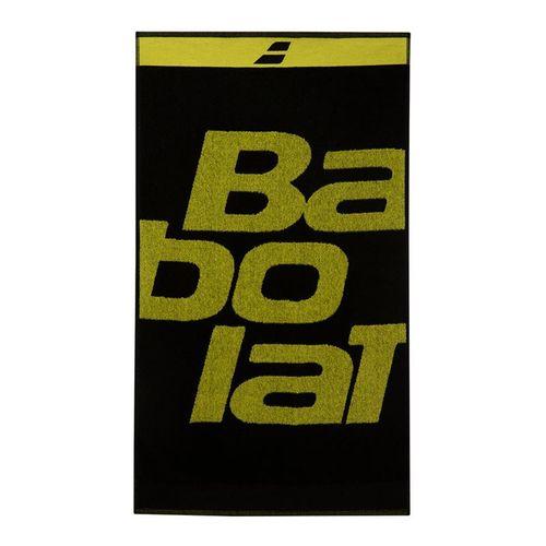 Babolat Medium Towel Black/Sulphur Spring