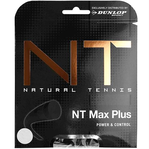 Dunlop NT Max Plus 17G Tennis String