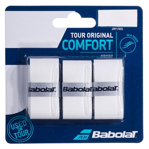 Babolat Tour Original Overgrip (3 pack)