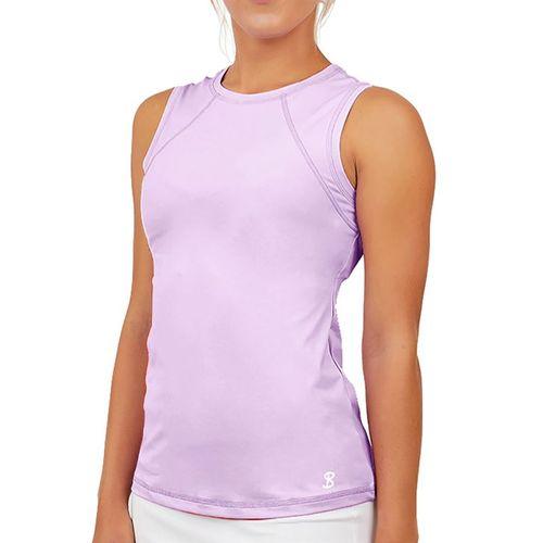 Sofibella UV Sleeveless Tank Womens Lavender 7003 LAV