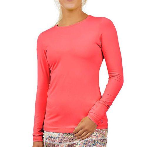 Sofibella UV Long Sleeve Top Plus Size Womens Amore 7013 AMRP