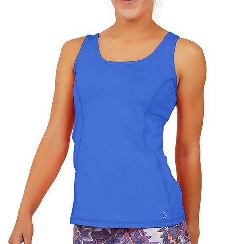 Sofibella UV X Tank Womens Valley Blue 7015 VBL