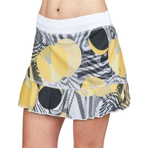 Sofibella UV Colors 14 inch Skirt Plus SIze Womens Circle Vibe 7016 CVBP
