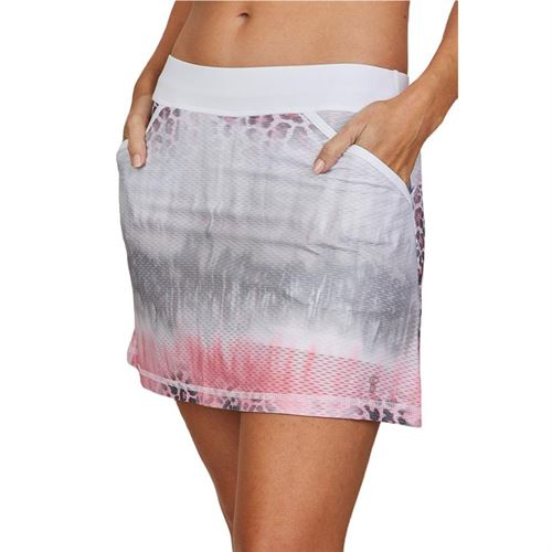 Sofibella Airflow 17 inch Skirt Womens Pink Panther 7019 PPN