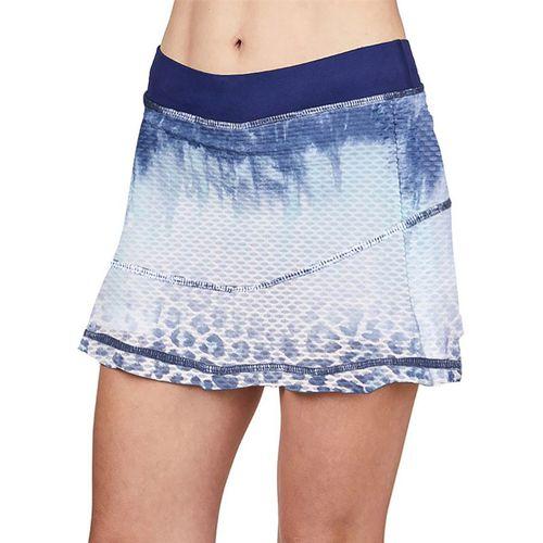 Sofibella Air Flow 14 inch Skirt Womens Panther Wash Print 7067 PAN