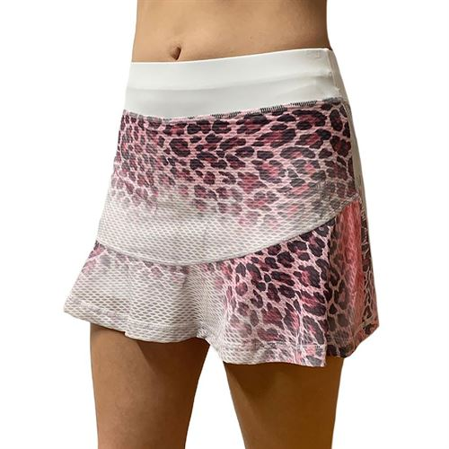 Sofibella Airflow 14 inch Skirt Womens Pink Panther 7067 PPN
