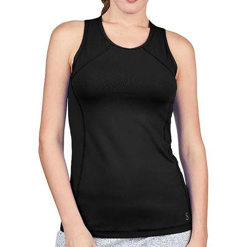 Sofibella UV Colors Tank Womens Black 7080 BLK