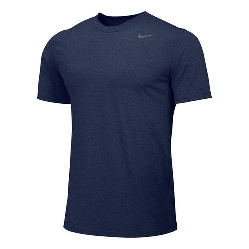 Nike Team Legend Crew - Navy Blue/Grey