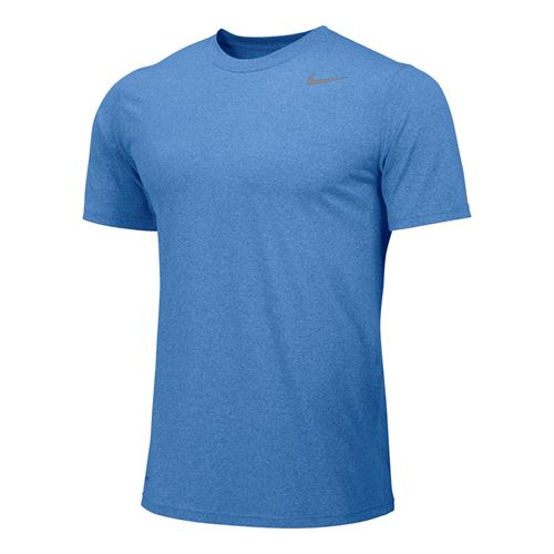 Nike Team Legend Crew - Light Blue/Grey