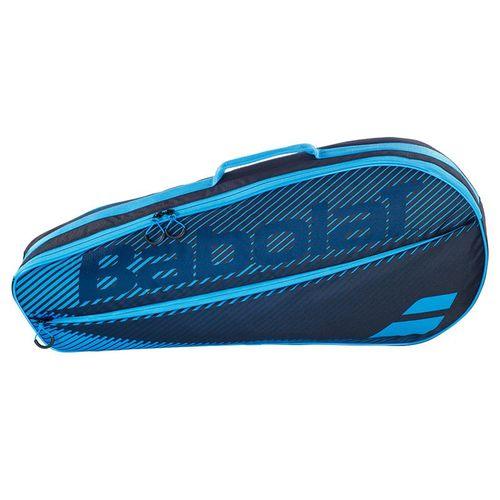 Babolat RH Club Essential 3 Racquet Tennis Bag Black/Blue 751202 146MY
