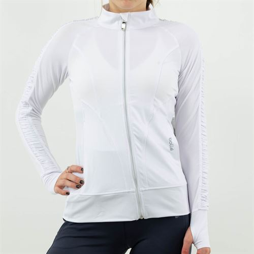 Bolle Essentials Jacket Womens White 8253 CO 0110