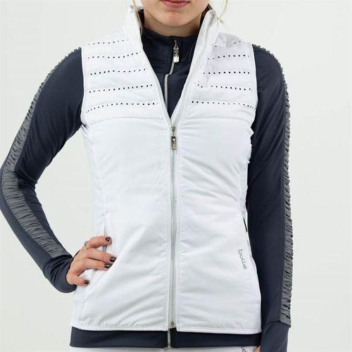 Bolle Essentials Vest Womens White 8255 CO 0110