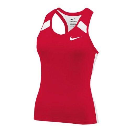 Nike Power Tank - Scarlet/White
