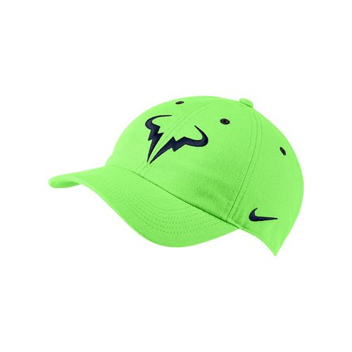 Nike Rafa Hat - Lime Glow/White