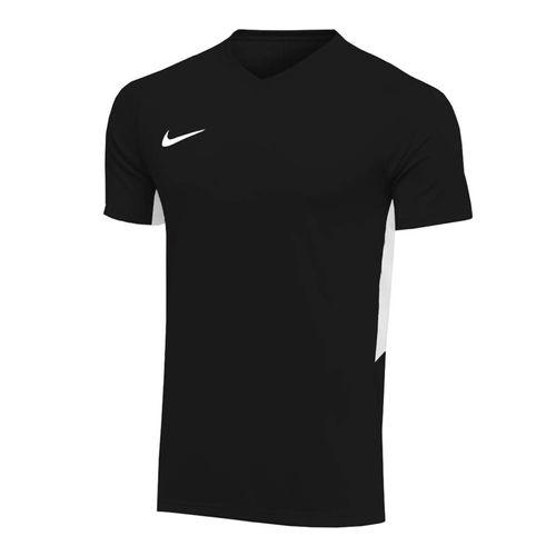 Nike Dry Tiempo Premier Short Sleeve Jersey - Black/White