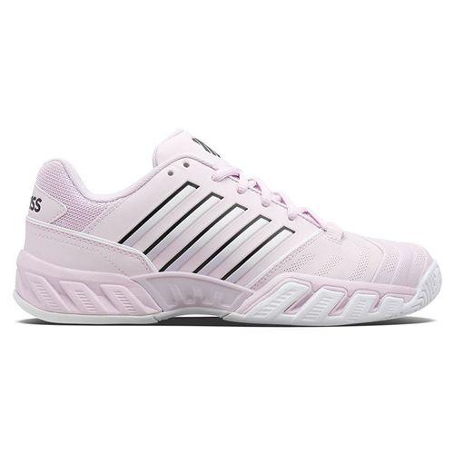 K Swiss Big Shot Light 4 Womens Tennis Shoe Orchid Ice/White/Black 96989 583