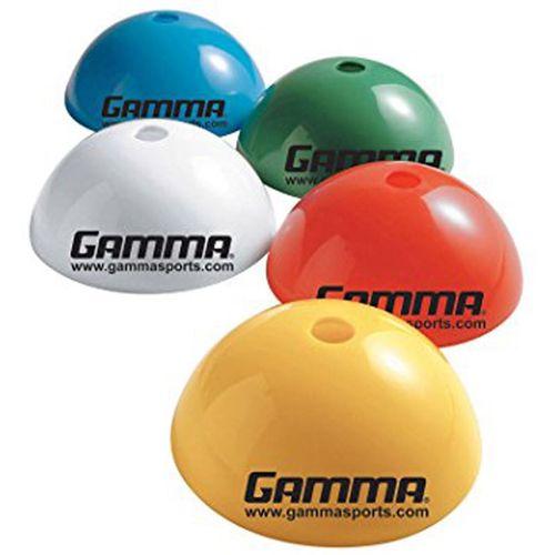 Gamma Rigid Dome Cones - 5 pack